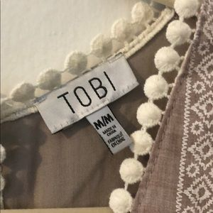 Tobi Other - Tobi detailed Romper
